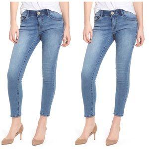 """Wit & Wisdom """"Ab"""" Solution Skinny Jeans Size 8"""